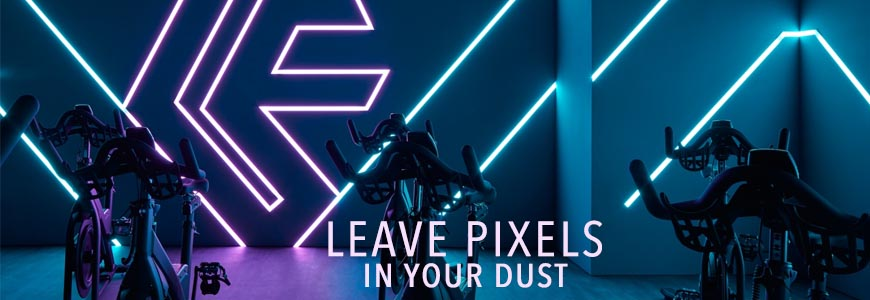 leave pixels in your dust